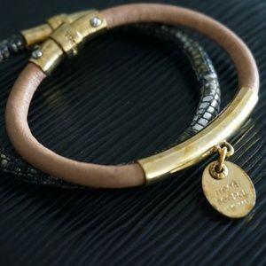 henri bendel Jewelry - Henri Bendel Bracelet and Lord & Taylor Ring Vault